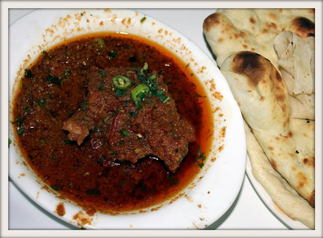 A visit to Karim's is a must when in Delhi