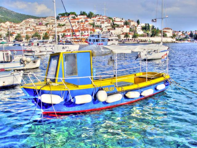 boats of croatia  (2)