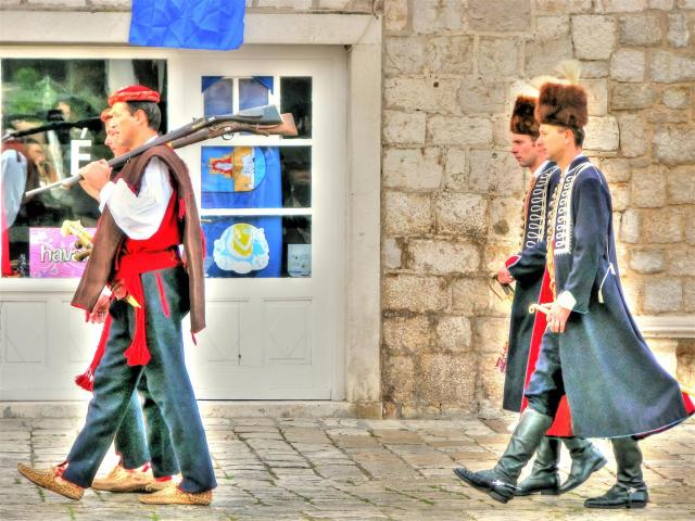 ceromonies & processions in croatia (8)
