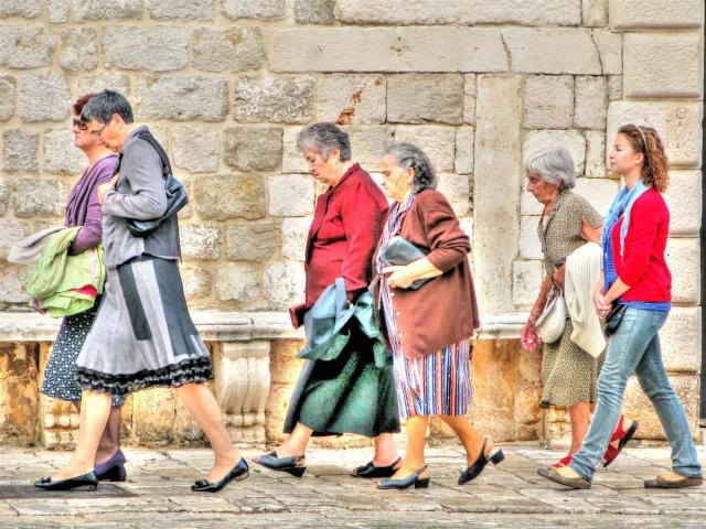 ceromonies & processions in croatia (9)