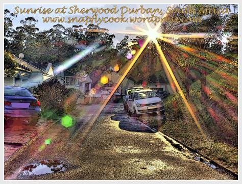 sherwood sunrise 3 poster (Large)