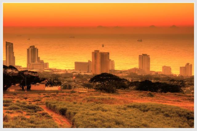 sunrise umhlanga (Large)