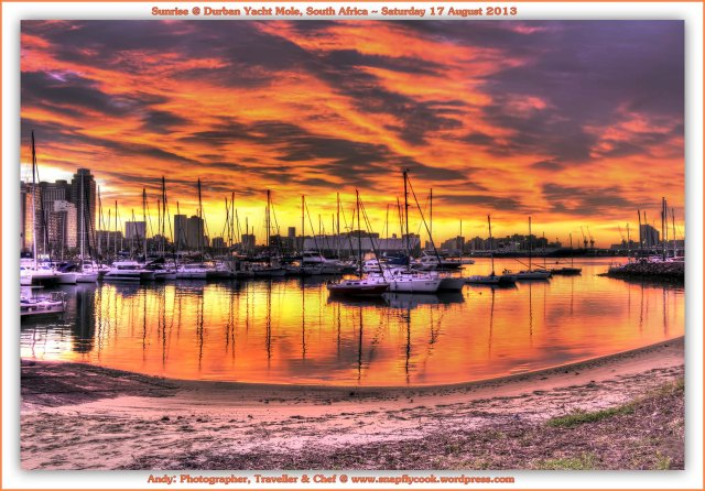 Durban Yacht mole 17-8-13_