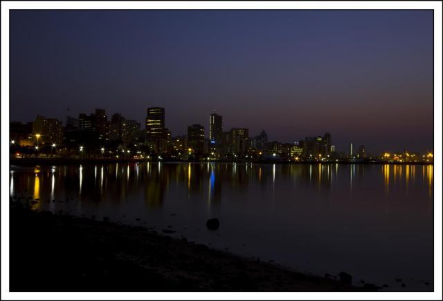 DBN Harbour sunrise