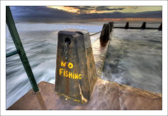 No fishing (Large)