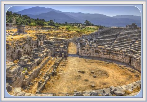 Roman ruins (Large)