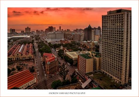 Durban Daybreak