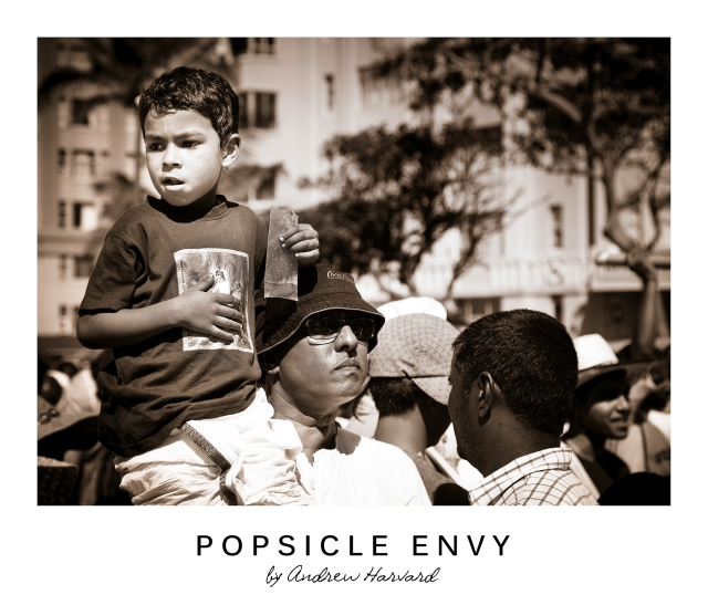 Popsicle Envy