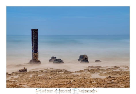 Salt Rock Pillars 15-2-14 (Large)