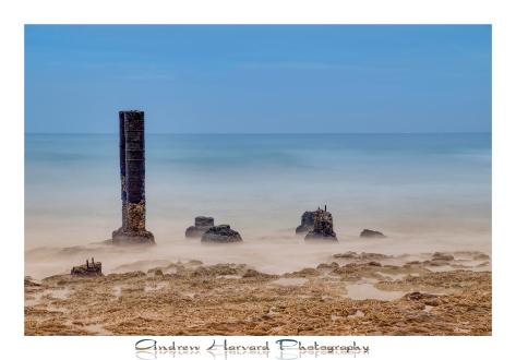 Salt Rock Pillars 15-2-14 (Large)