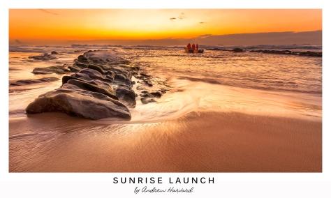 Sunrise Launch