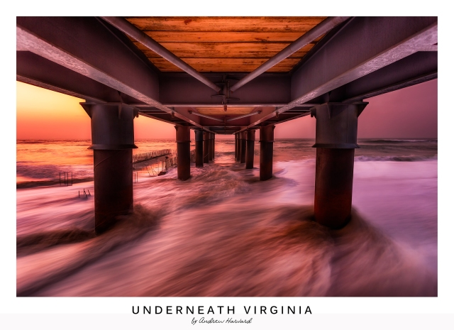 Underneath Virginia