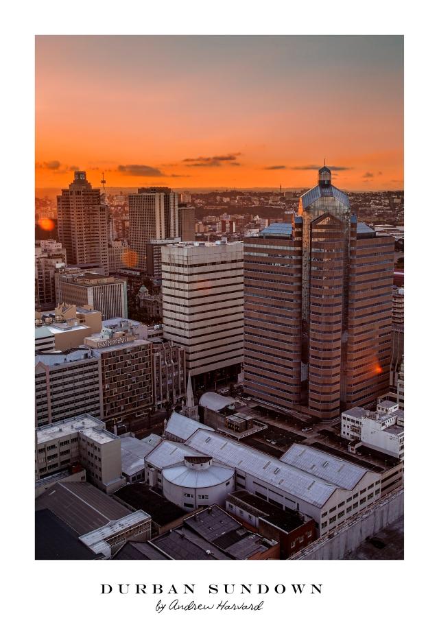 Durban Sun Down Glare