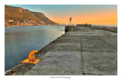 Kalk Bay Sunrise (Large)