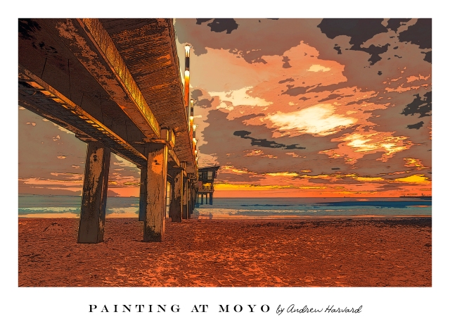 Painting at Moyo
