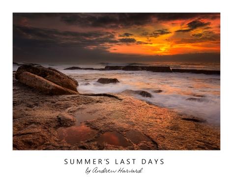 Summer's last days