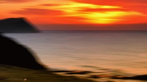 Mngazana Sunrise