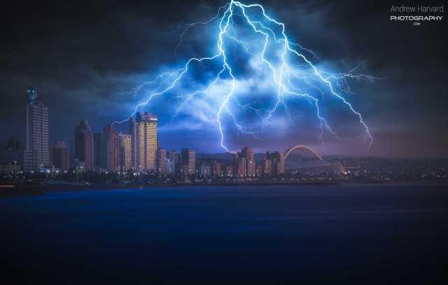 Durban City Lightning 2018 V2